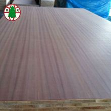 18mm Melamine Blockboard Wooden Face Block Board For Decoration