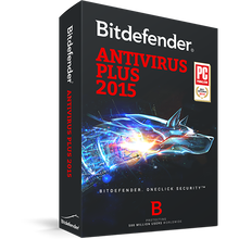 Bitdefender Antivirus Plus 2015 1 year - 1 user