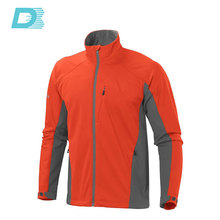 Commercial Bike Riding Safety Rain Jacket