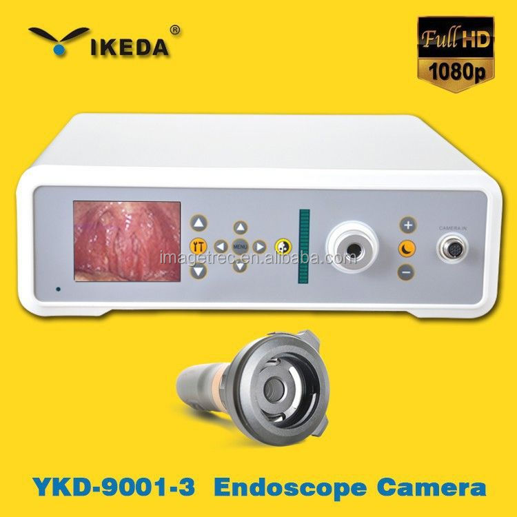 1080p hd medical endoscope usb camera for ent