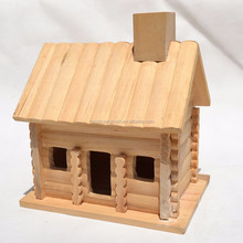 The new special offer solid wood cottage children toy decorate house shape furnishing articles small pet utensils