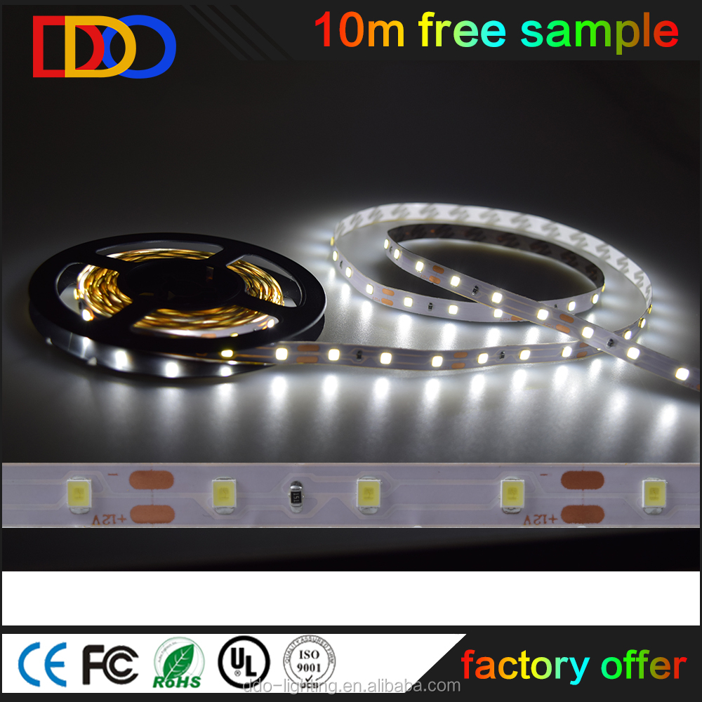 2835 smd led strip light with very cheap factory bottom price