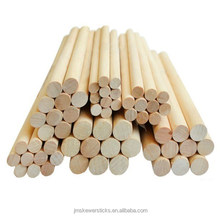 FSC wood dowel wooden dowels and rods with high quality