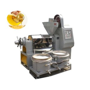 Professional Hydraulic Peanut Oil Making Machine Price Soybean oil press machine