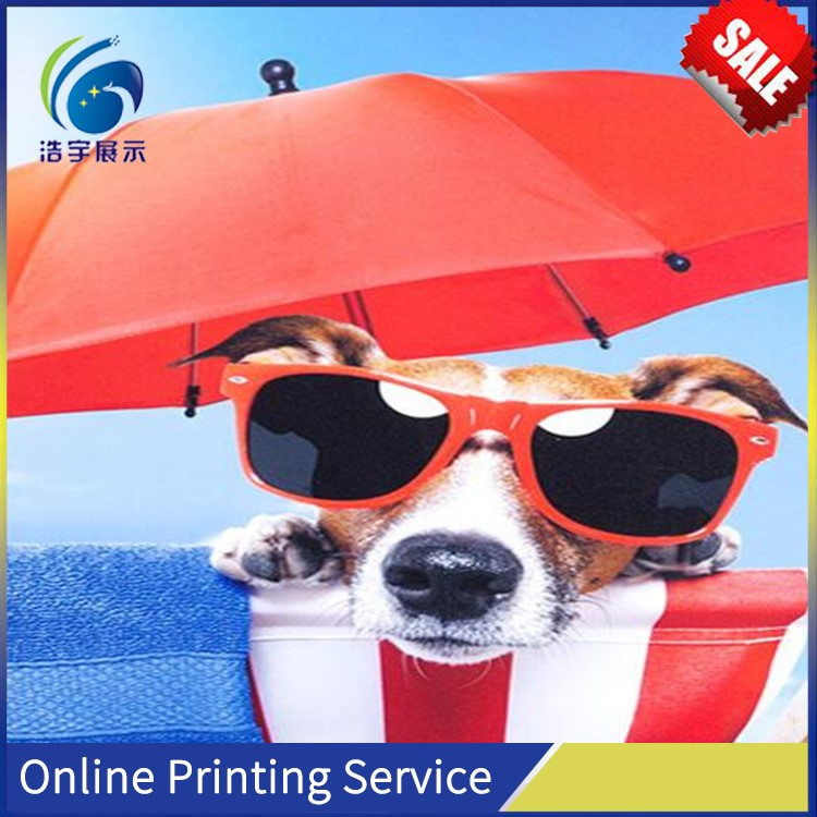Economic 4 colour offset printing Color Business Card Printing