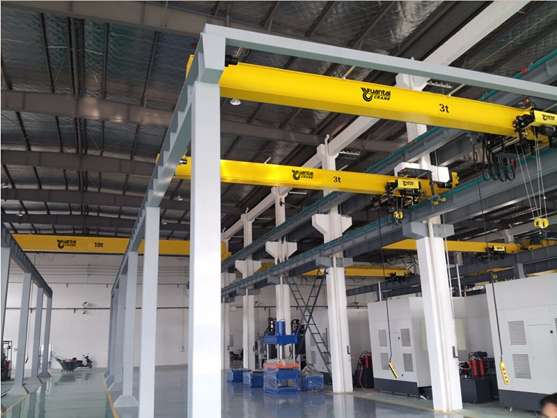 Overhead Crane Girder Deflection : European end carriage truck beam for overhead