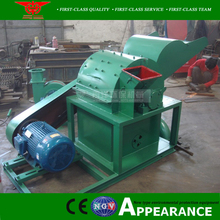 Advanced Dual Feeding Wood Crusher Machine for Sawdust Making