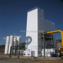 Big Liquid nautral gas plant LNG plant natural gas liquefaction plant