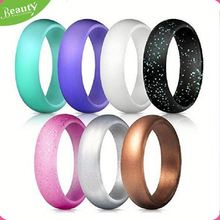 silicone ring with diamond ,LYcd rubber silicone rings