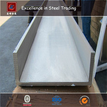 Hot Rolled channel steel american standard for Construction Structure