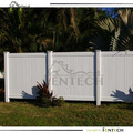 2014 hot sell high quality white easy privacy fence