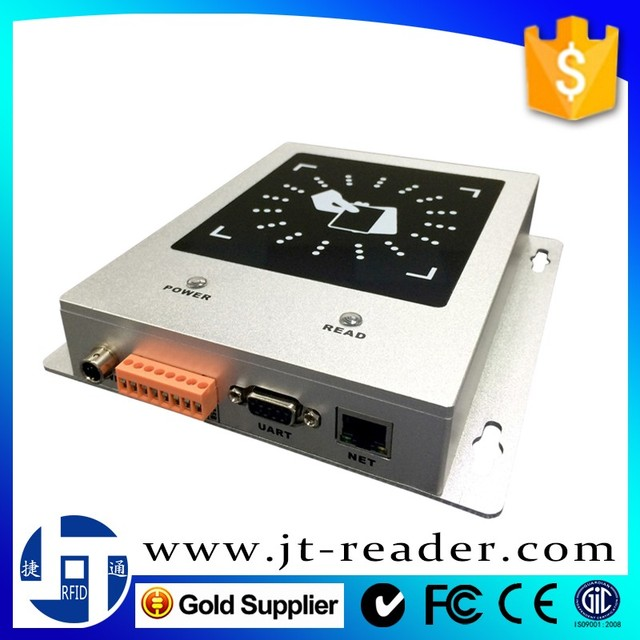 1 Meter High Quality Passive Metal Case UHF RFID Desktop Card Reader and Writer with Cheap Price