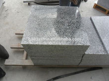 slab tiles cut-to-size etc Stone Form G640 Grey cheap granite paving from own factory