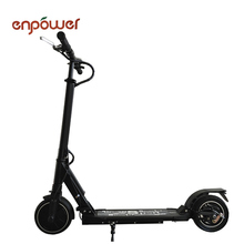 All aluminium frame 36v 5AH Lithium Battery self balancing electric scooter