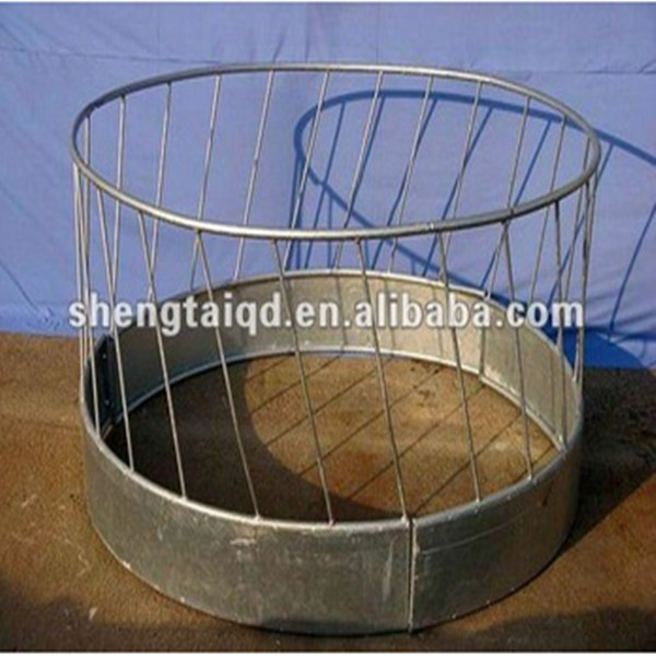 Cow hay feeder equipment for sale