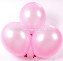 Colorful Artificial Advertisement Balloon Display Props Hard Plastic Balloon