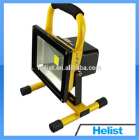 Factory supply portable led work light 10W rechargeable led flood light