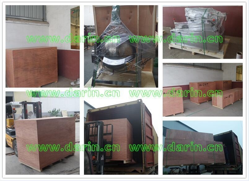 Multi Function Perfect Peanut Brittle Production Line