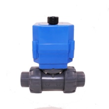 Industrial <strong>equipment</strong> CTF-001 2 inch 220v 5 wires electric valve normally open with feedbck