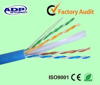 OEM UTP Cat6 Lan Cable/Communication Cable Pass Fluke Test 250MHz