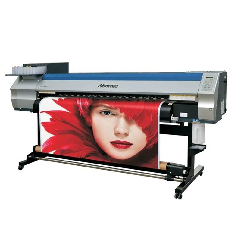 High speed large format texitle dye mimaki ts34 sublimation printer