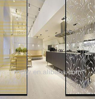 Living room glass partition buy glass bent curved glass for Living room glass partition designs