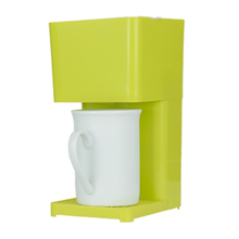 Fashionable Practical Colorful Mini Single Cup Coffee Maker Electric Portable Coffee Maker Machine For Home Use