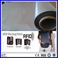 Anti Electromagnetic Wave Emf Rfid Blocking Fabric