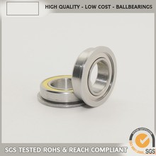 High performance Double Flange Bearing Ball, Water Resistant Flange Ball Bearing China Price