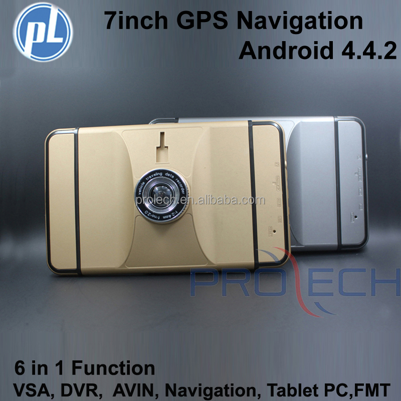 Hottest 7inch Car GPS Navigation With 8GB flash and 3D map Car/Truck gps navigator