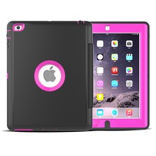TPU Case With Stand For Apple iPad 4 Case Tablet Protective Case