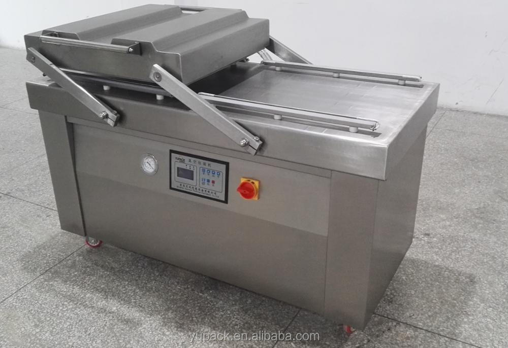 New condition fruit and vegetable vacuum packing machine