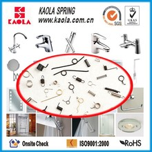 Various Customized Springs For Bathroom Accessories