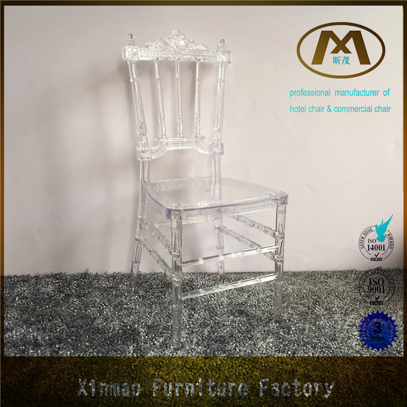 2017 new design used dining chair plastic made