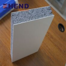 structural insulated used continuous FRP sheet pu sandwich panel production