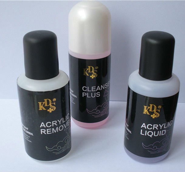 KDS nail acrylic powder liquid for nail art