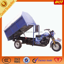 Garbage tipper cargo tricycle sale New