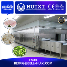 Food Freezing Processing Line Industrial Machine Supplier