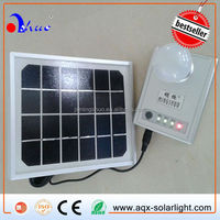 portable mini power solar pv systems for lights in home