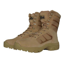 camping fashion combat military boots lining shoes