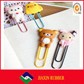 New arrived eco-friendly wholesale Personalized plastic file clip