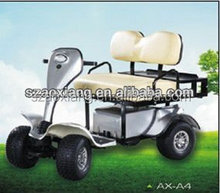Folding old and disable people used utility golf carts electric