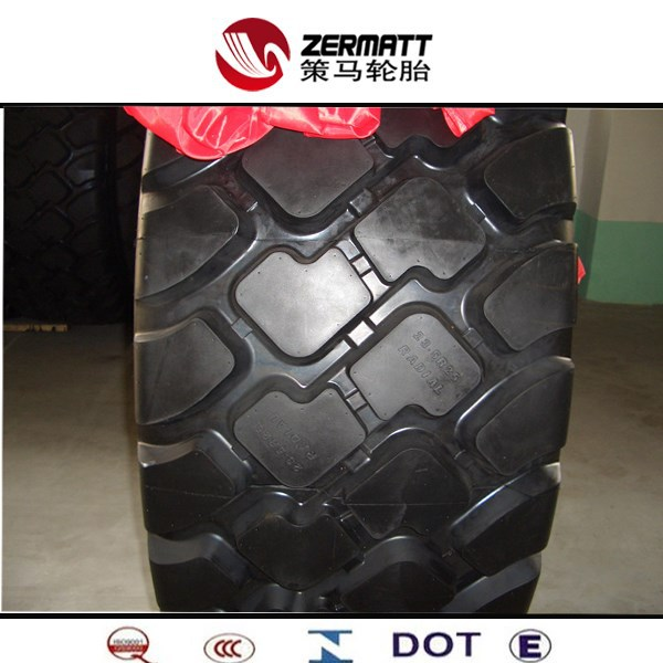 OTR for Motor Wheel Loader with Radial Tire Size 26.5r25