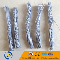 Construction Polypropylene Fiber Twisted Bundle