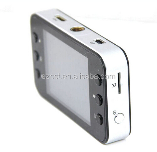 Hot ultrathin super mini Car DVR Camera Recorder 30FPS 5MP full hd mini car dvr with IR Night Vision