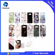 Soft Marble TPU Cell Phone Case For iPhone 7