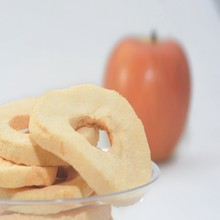 bulk package crunchy excellent apple crisps in China