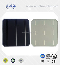 Low price best sell 6inch mono crystalline solar cell