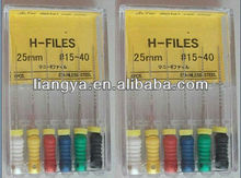 Dental consumable products dental files dental drills