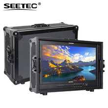 SEETEC broadcast 22 display monitor with 1920*1080 resolution multiple inputs and outputs